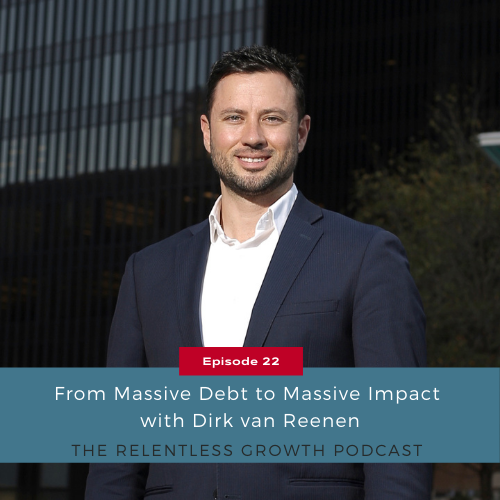 EP 22: From Massive Debt to Massive Impact with Dirk van Reenen