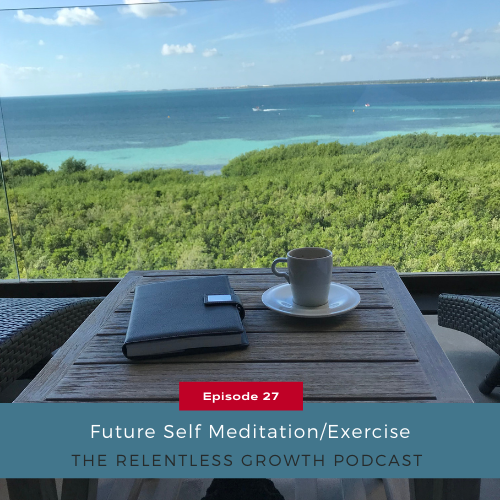 EP 27: Future Self Meditation or Exercise