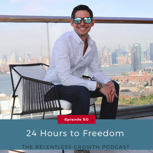 EP 50: 24 Hours to Freedom